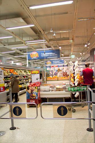 K Supermarket Nummenpakka